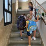 Primer dia d'escola -2021-22